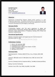 Proper Font Size For Resume Resume Font Type Lukex Co