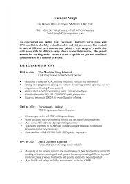 production operator resume summary virtren com machine examples