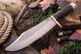 bark river kitchen knives knives by maker bark river knives v44 bowie