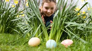 Easter Backyard Decorations by Easter Egg Hunt Ideas You Haven U0027t Tried Before