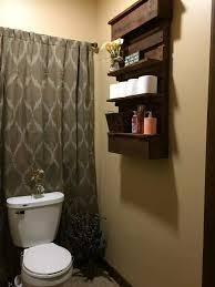 Decorating Bathroom Shelves Best 25 Bathroom Shelf Decor Ideas On Pinterest Half Bath Decor