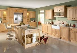 kitchen room wall color for light wood cabinets kitchen wall