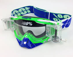 100 Percent Racecraft Motocross Goggles Alchemy With Gsvs Roll