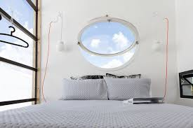 Small Mezzanine Bedroom by Compact Pod Becomes An Affordable Lifestyle Option