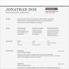 Resume Website Template Free Sample Resume Template Free Website Templates In Css Html Js
