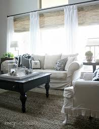 decorating traditional living room design with white loveseat