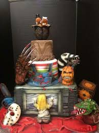 13 Stylish Halloween Wedding Ideas by Halloween Wedding Cake By Joshua John Russell The Fashion Caker