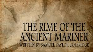 Classic Halloween Poems The Rime Of The Ancient Mariner Samuel Taylor Coleridge Classic