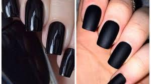 how to make any nail polish matte diy matte nail paint read