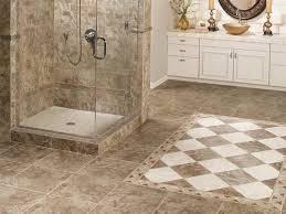 Bathroom Flooring Ideas For Small Bathrooms by Bathroom Tile Floor Ideas On Beauteous Tile Designs For Bathroom