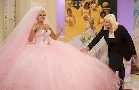 gypsy wedding dresses kerry katona wears gypsy wedding dress u0027i