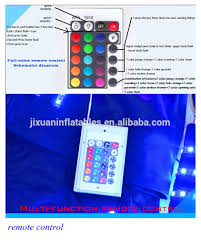 halloween costume lights programmable flashing led clothing led light zippered jumpsuit