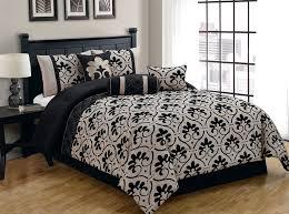 Black Comforter King Black And Gold Bedding Black And Gold Comforter King For Pinterest