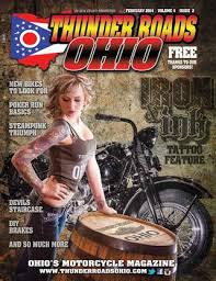 gypsy joker tattoo fairfield february 2014 by thunder roads ohio magazine issuu