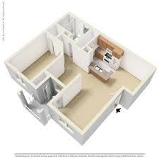 1 Bedroom Apartments Tampa Fl 1 U0026 2 Bedroom Apartments In Tampa Fl Audubon Village Floor Plans