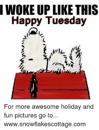 Happy Tuesday Meme - 25 best memes about happy tuesday happy tuesday memes