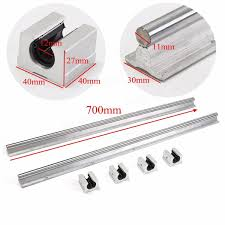 Joomen Cnc by Low Cost Joomen Cnc Sbr12 900mm Linear Slide Guide 2 Rail 4
