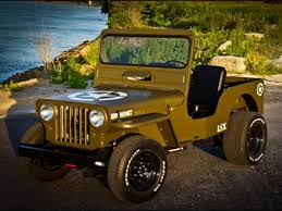willys jeep truck interior video lsx willys jeep charges into battle lsx magazine