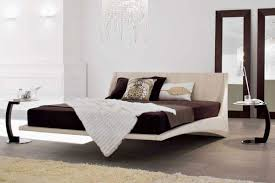 Beautiful Bed Frames Tips Ideas Beautiful Floating Bed Offers A Sophisticated Look