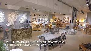 high point 2017 phillips collection high point market spring 2017 youtube