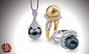 golden pearl rings images Royal pearl golden and tahitian pearls jewelry image of the png