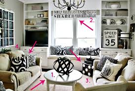 Decorating Family Room Ideas - Small room decorating ideas family room