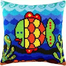 687 best cross stitch pillow images on pinterest cushions