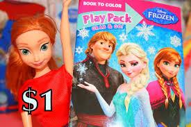 elsa princess anna frozen coloring book disney olaf kristoff sven