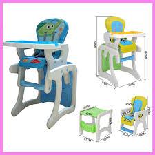 chaise haute pliante b b 3 en 1 pliant portable bébé multifonctionnel réglable à manger