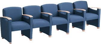 Upholstered Reception Desk Lesro Somerset Fully Upholstered Five Seat Reception Chair 2 Gif