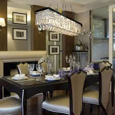 Modern Chandeliers Dining Room Alluring Dining Room Crystal Chandelier Chandeliers Magnificent