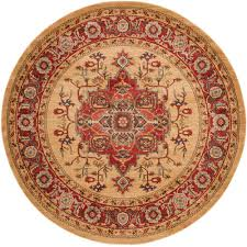 safavieh mahal red natural 9 ft x 12 ft area rug mah698a 9 the