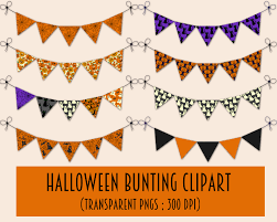 halloween bunting clipart halloween clipart halloween flags