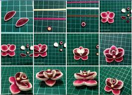 tutorial quilling flower diy paper quilling flower tutorial step by step step by step ideas