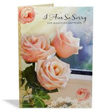 sorry cards i am so sorry greeting card at best prices in india