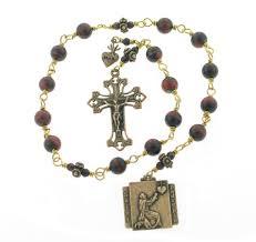 sacred heart rosary st pio sacred heart novena prayer chaplet by heavenly rosaries