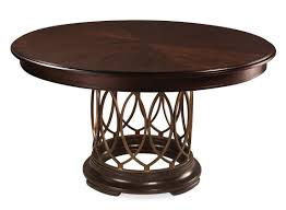 black wood dining table modern dining table round kitchen table
