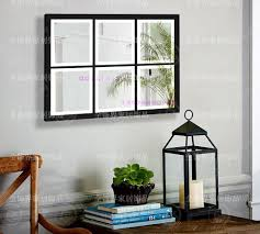 Mirror Wall Decor by Compare Prices On Decorative Metal Wall Art Panels Online