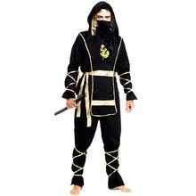 Ryu Hayabusa Halloween Costume Men Ninja Costume Promotion Shop Promotional Men Ninja Costume