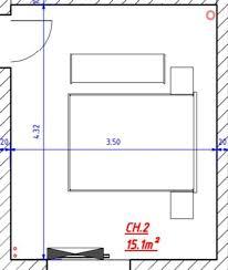 orientation lit chambre attractive orientation du lit dans une chambre 5 amande
