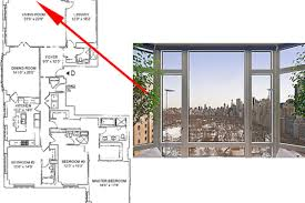 Park Central Floor Plan Another Of 15 Central Park West U0027s Most Wanted Hits The Market
