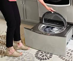 Cheap Washer Pedestal Lg Twin Wash U0026 Sidekick Pedestal Best Buy