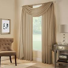 Bed Bath And Beyond Drapes Midtown Rod Pocket Window Curtain Panel Bed Bath U0026 Beyond