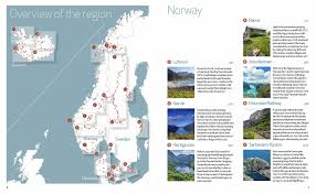 Scandinavia On Map Wild Guide Scandinavia Norway Sweden Iceland And Denmark