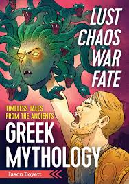 new book about greek mythology u2014 jason boyett
