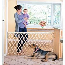 Extra Wide Pressure Fit Safety Gate Evenflo Expansion Baby Gate 24