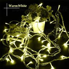 ecosmart 200 led icicle lights sale 20 m 200 leds ac110v white christmas lights for party led