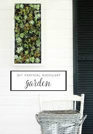 How To Make A Succulent Wall Garden by Diy Vertical Succulent Garden Thistlewood Farm