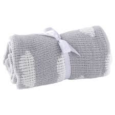 buy tesco cloud baby chenille blanket from our baby blankets range