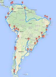 map your usa road trip computing the optimal road trip across south america spartan ideas